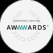 Awwwards for Brands Lab International